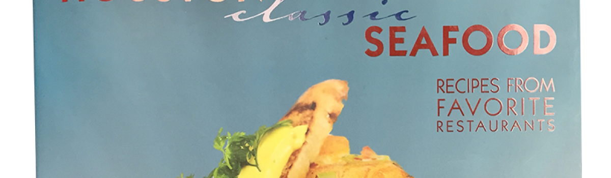 OSK Published in Houston Classic Seafood Recipe Book