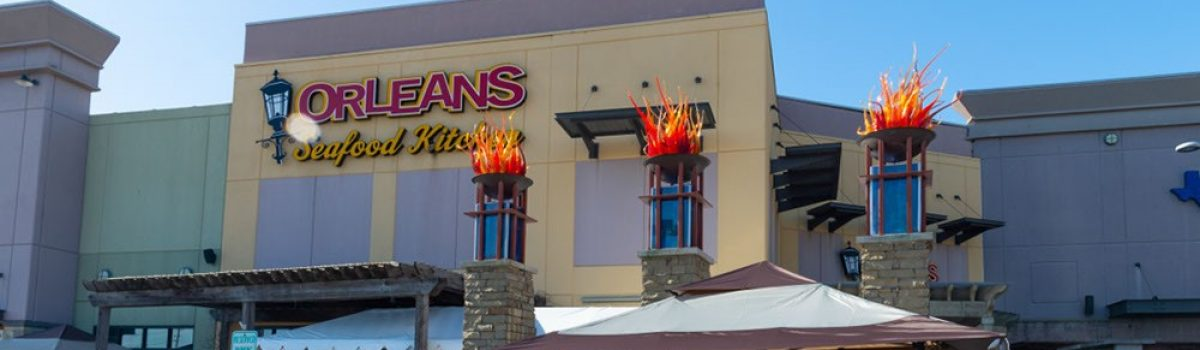 Hundreds Attended Orleans Seafood Kitchen's 10-Year Anniversary Celebration