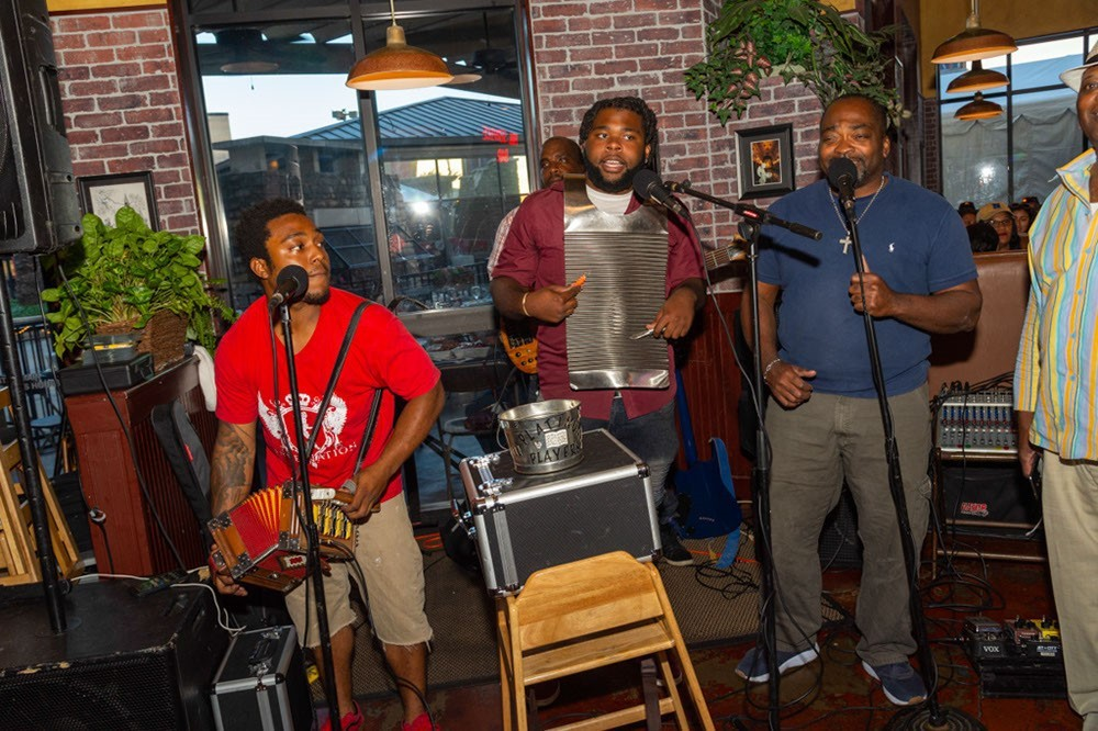Zydeco - OSK 10 Year Anniversary