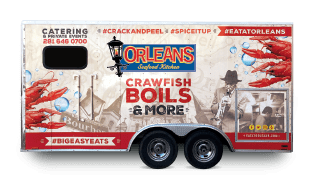 Food Truck - Orleans Seafood Kitchen