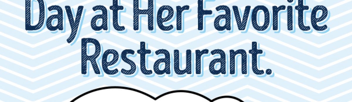 Celebrate Mother's Day at Her Favorite Restaurant