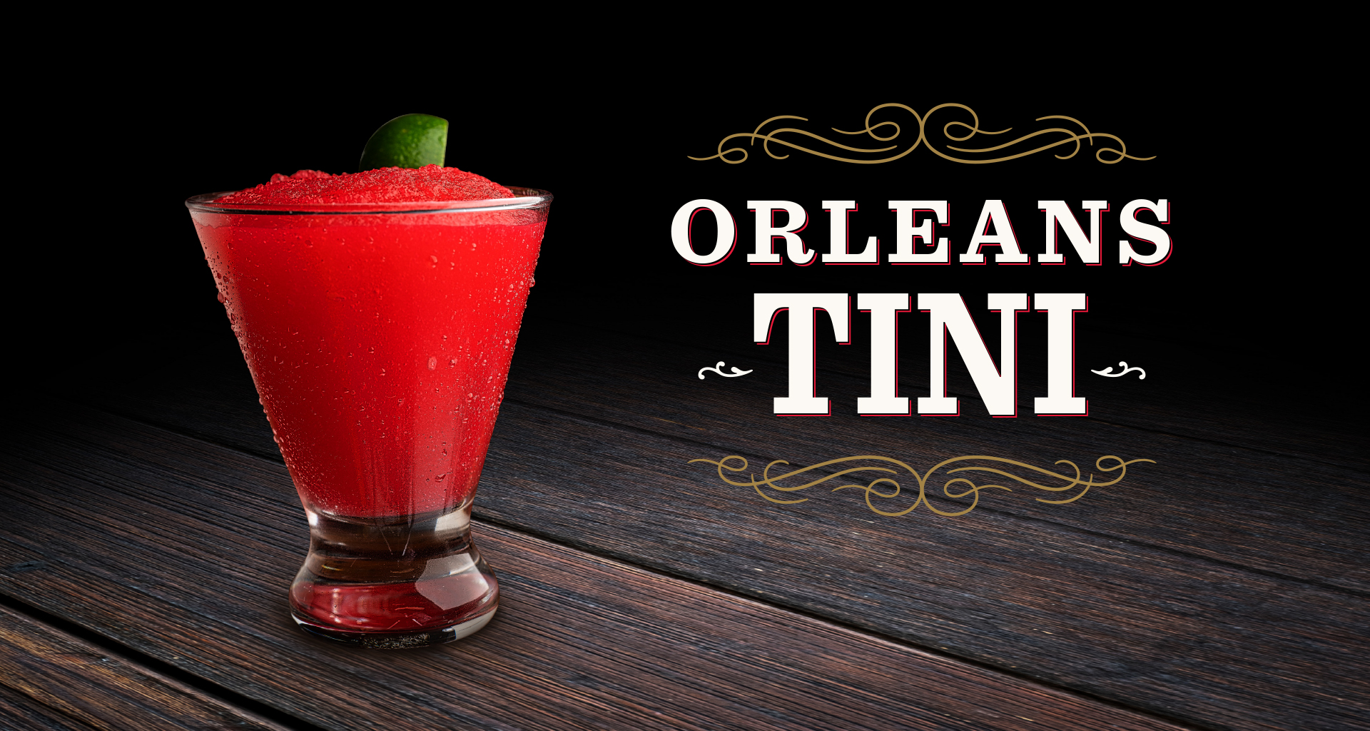 Orleans Tini! Now Available