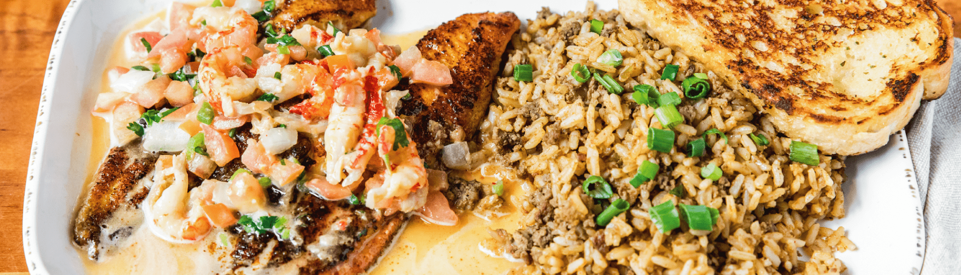 Orleans Seafood Kitchen - Cajun Style Deliciousness